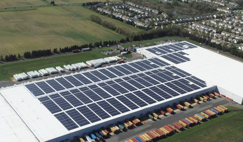 solutions for sustainable industrial facilities
