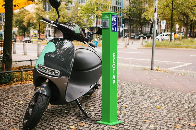 Ecotap E-Bike/E-Scooter charger